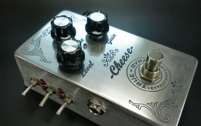 Cheese (RAT pedal mod)