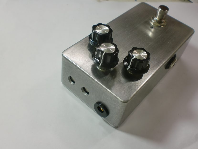 Clean booster/overdrive