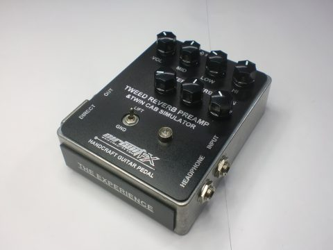 Fender Blackface Reverb preamp