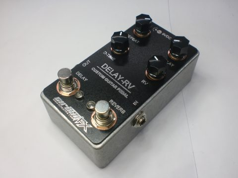 2 in 1 Delay Reverb